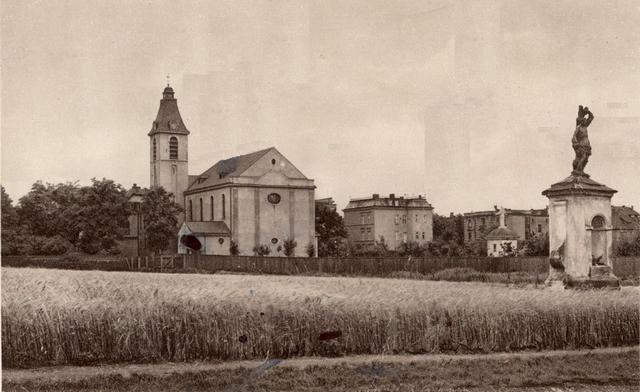 Kościół NSPJ w Opolu