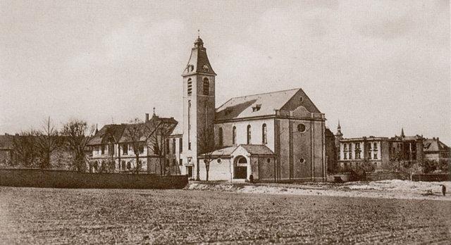 Kościół OO. Jezuitów p.w. NSPJ w Opolu.